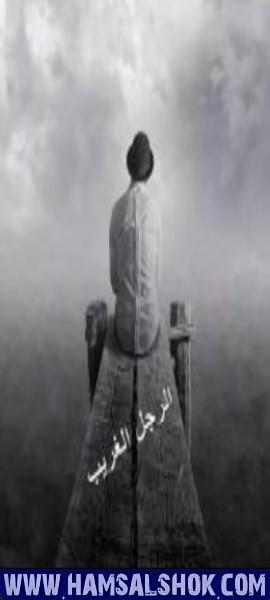 الصورة الرمزية الرجل الغريب